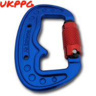AP100-3T: 3 Ton Twist Lock Karabiner – Triple Safety Lock Carabiner